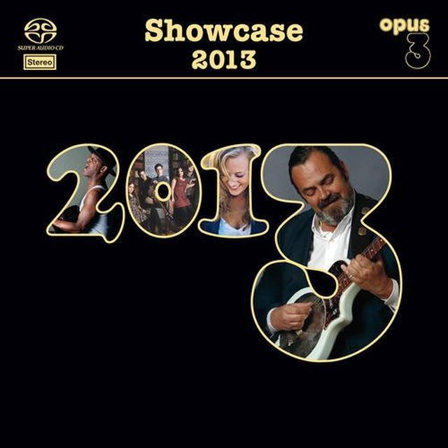 Showcase 2013 / Various (Ogv) SHOWCASE 2013 / VARIOUS Vinyl Record - 180 Gram Pressing