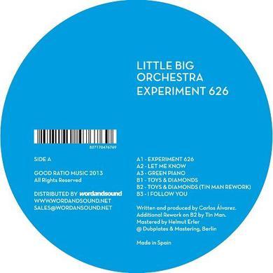Little Big Orchestra EXPERIMENT 626 Vinyl Record