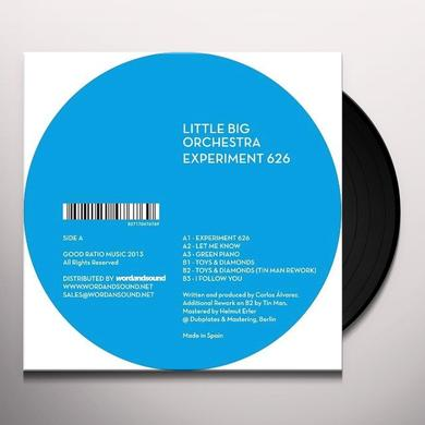 Little Big Orchestra EXPERIMENT 626 Vinyl Record