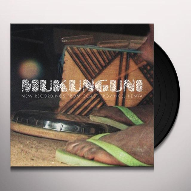 MUKUNGUNI: NEW RECORDINGS FROM COAST PROVINCE / VA Vinyl Record
