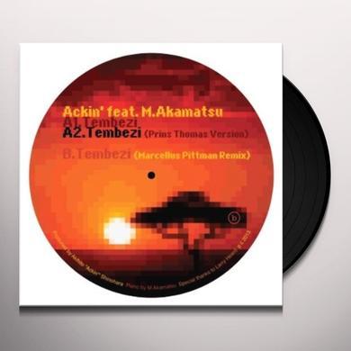 Ackin TEMBEZI Vinyl Record