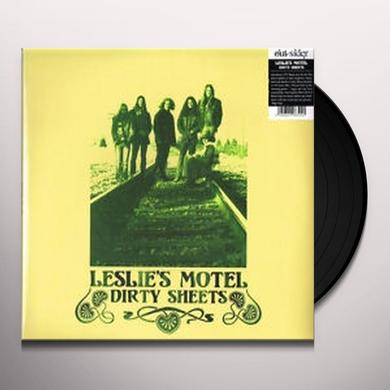 Leslie'S Motel DIRTY SHEETS Vinyl Record
