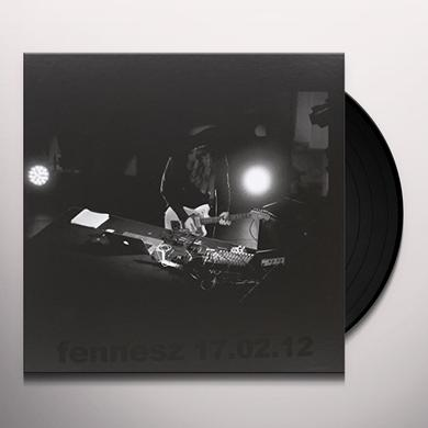 Fennesz 17.02.12  (W/DVD) Vinyl Record - w/CD
