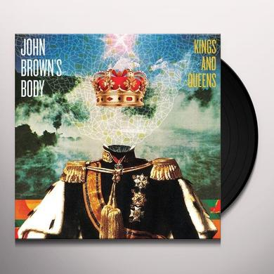 John Brown KINGS & QUEENS Vinyl Record - Digital Download Included