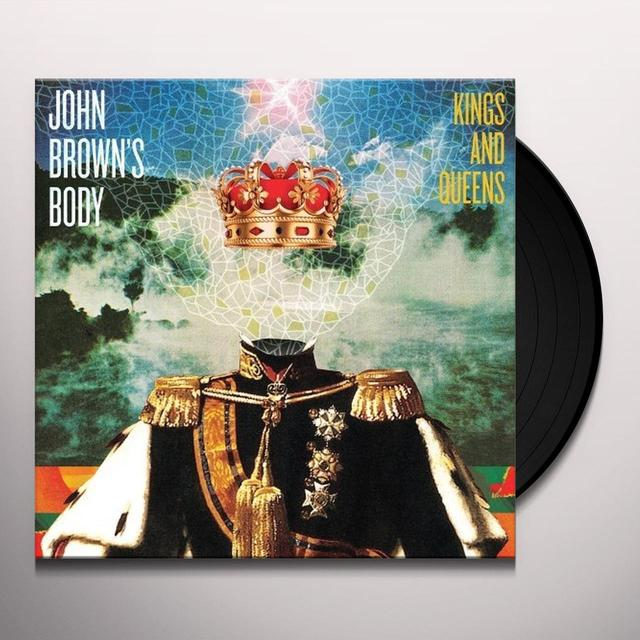 John Brown KINGS & QUEENS Vinyl Record - Digital Download Included
