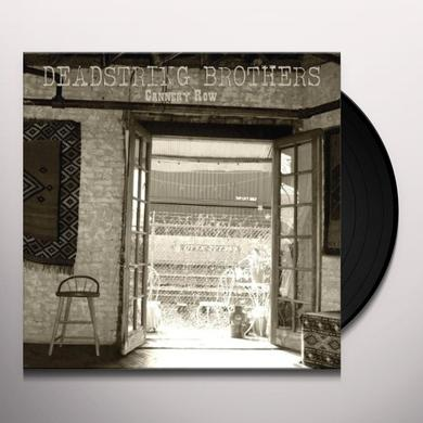 Deadstring Brothers CANNERY ROW Vinyl Record