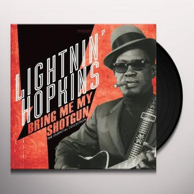 Lightnin' Hopkins on Spotify BRING ME MY SHOTGUN - THE ESSENTIAL COLLECTION Vinyl Record