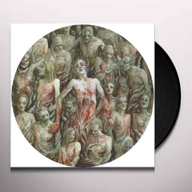 Cannibal Corpse BLEEDING Vinyl Record - Picture Disc