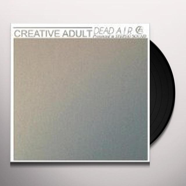 Creative Adult DEAD AIR Vinyl Record