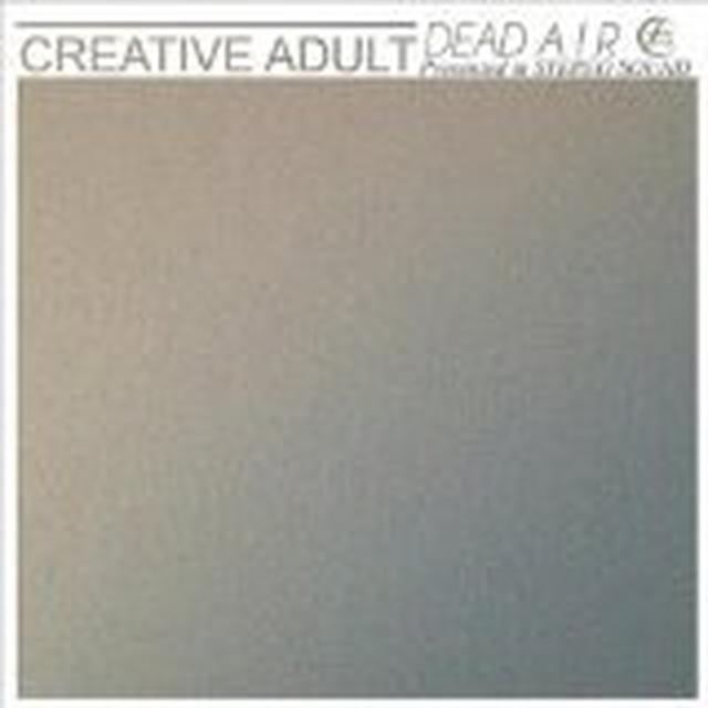 Creative Adult DEAD AIR Vinyl Record