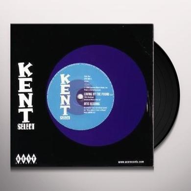 Otis Redding / Barbara & The Browns LOVING BY THE POUND / I'M GONNA START A WAR Vinyl Record - UK Import