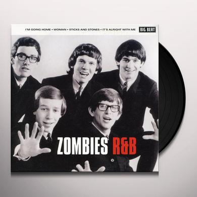 The Zombies R&B Vinyl Record - UK Import