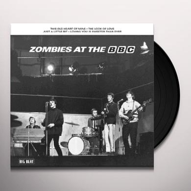ZOMBIES AT THE BBC Vinyl Record - UK Import