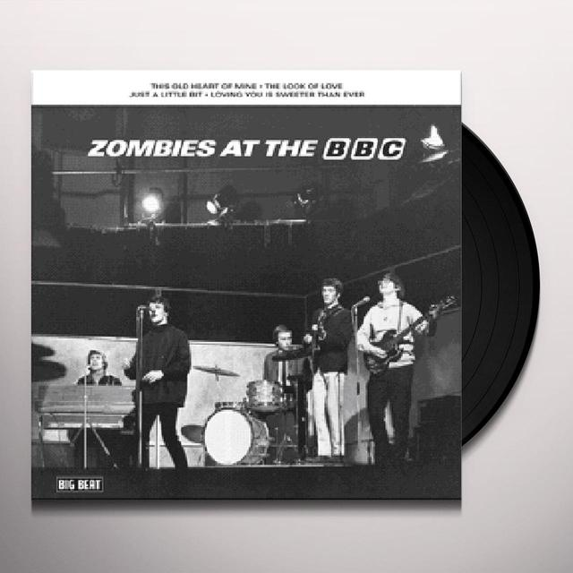 ZOMBIES AT THE BBC Vinyl Record