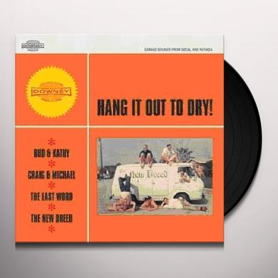 HANG IT OUT TO DRY / VARIOUS Vinyl Record