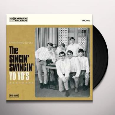 Yo Yo's GOLDWAX RECORDS PRESENTS THE SINGIN SWINGIN YO Vinyl Record