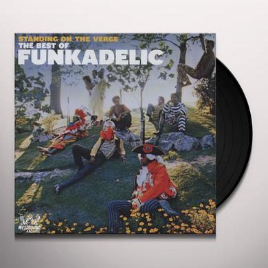 STANDING ON THE VERGE: THE BEST OF FUNKADELIC Vinyl Record - UK Import