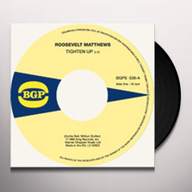 Roosevelt Matthews / Marie Queenie Lyons TIGHTEN UP / SEE & DON'T SEE Vinyl Record - UK Import