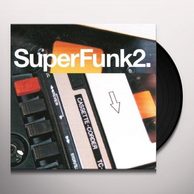 SUPER FUNK 2 / VARIOUS Vinyl Record - UK Import