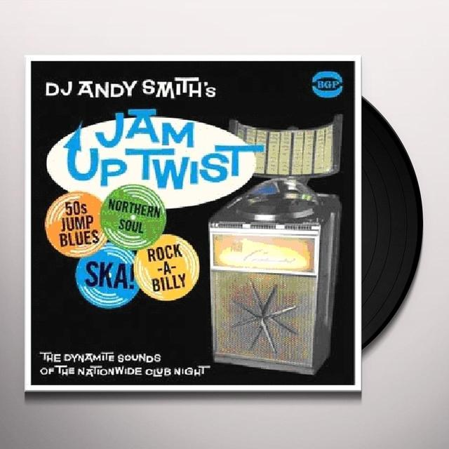 DJ ANDY SMITH'S JAM UP TWIST Vinyl Record