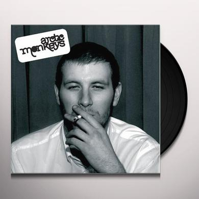 Arctic Monkeys WHATEVER PEOPLE SAY I AM THAT'S WHAT I AM NOT Vinyl Record