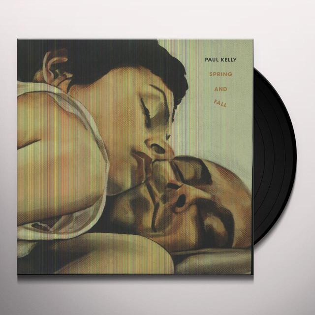 Paul Kelly SPRING & FALL Vinyl Record - 180 Gram Pressing