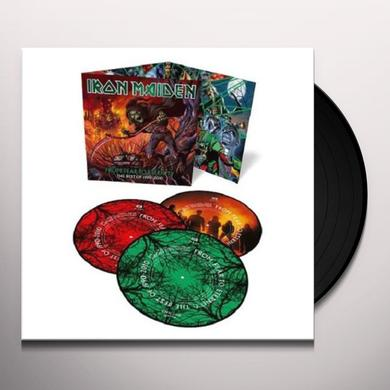 Iron Maiden FROM FEAR TO ETERNITY: THE BEST OF 1990 - 2010 Vinyl Record