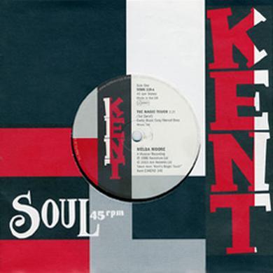 Karmello Brooks / Carla Thomas TELL ME BABY / I'LL NEVER STOP LOVING YOU Vinyl Record