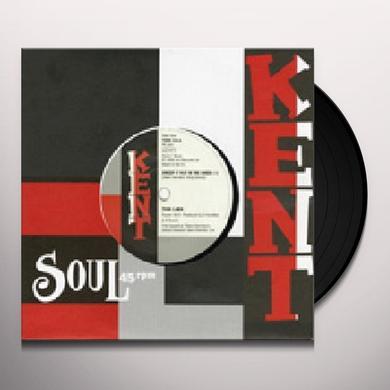 Trini Lopez / Johnny Copeland SINNER NOT A SAINT / NO PUPPY LOVE Vinyl Record - UK Import