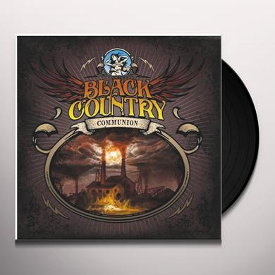 Black Country Communion BLACK COUNTRY Vinyl Record