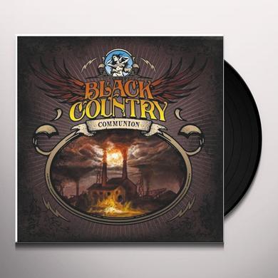 Black Country Communion BLACK COUNTRY Vinyl Record