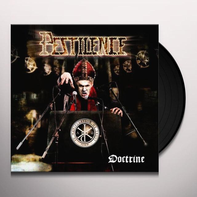 Pestilence DOCTRINE Vinyl Record