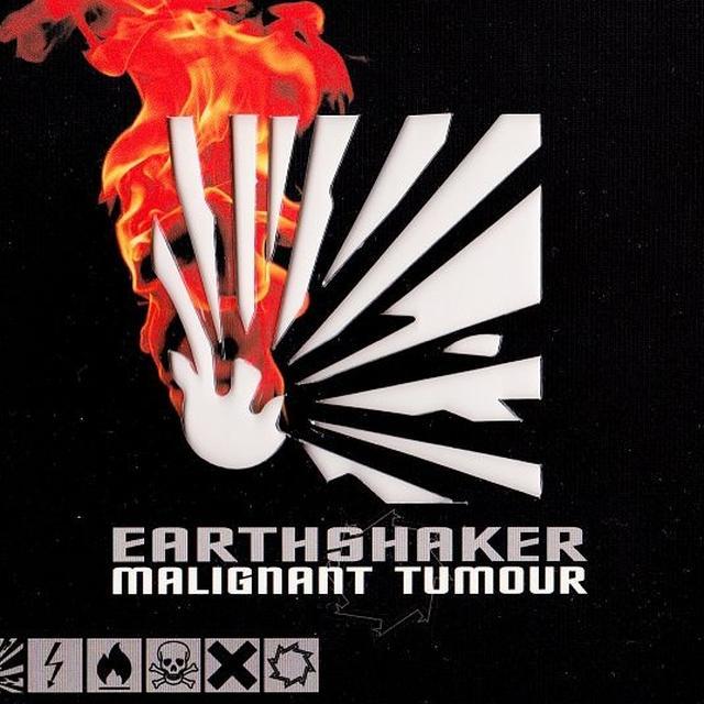 Malignant Tumour EARTHSHAKER Vinyl Record