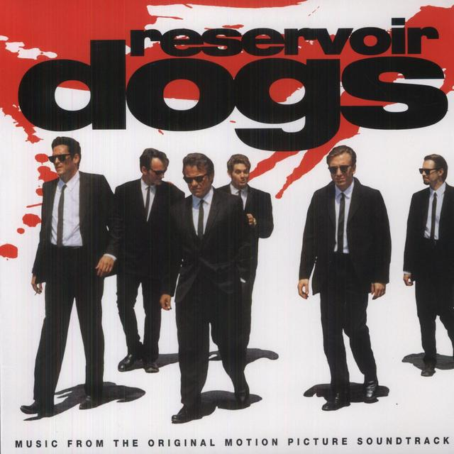 Reservoir Dogs / O.S.T. (Ogv) RESERVOIR DOGS / O.S.T. Vinyl Record - 180 Gram Pressing