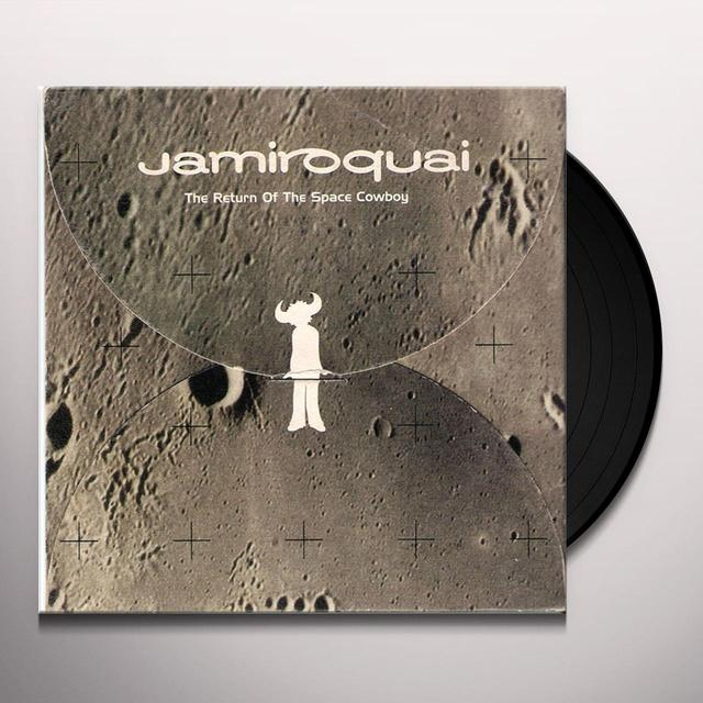 Jamiroquai RETURN OF THE SPACE COWBOY Vinyl Record