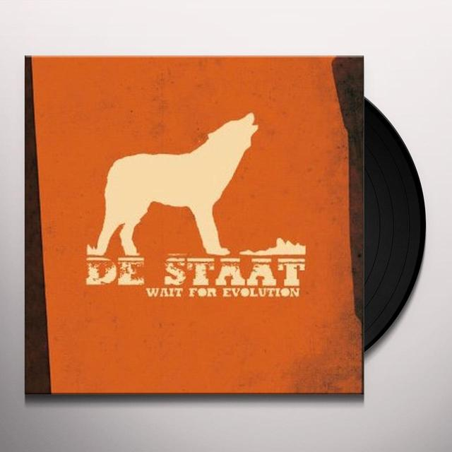 De Staat WAIT FOR EVOLUTION Vinyl Record