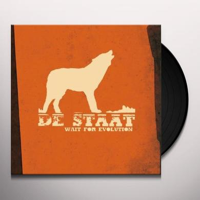 De Staat WAIT FOR EVOLUTION Vinyl Record - UK Import