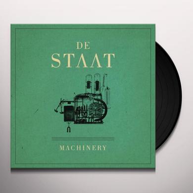 De Staat MACHINERY Vinyl Record - UK Import