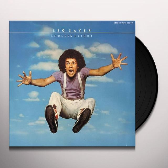 Leo Sayer ENDLESS FLIGHT Vinyl Record - 180 Gram Pressing