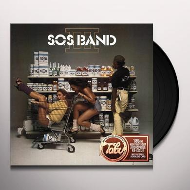 Sos Band 3 Vinyl Record