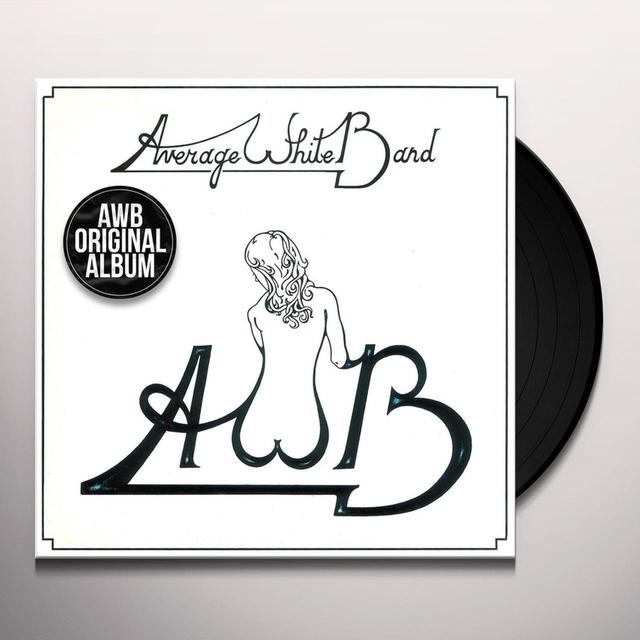 AVERAGE WHITE BAND Vinyl Record