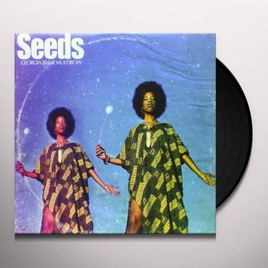 Georgia Anne Muldrow & Madlib SEEDS Vinyl Record