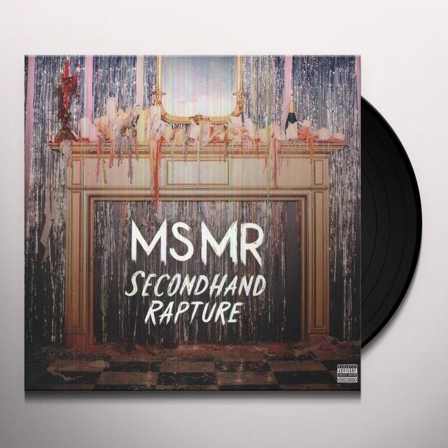 Ms Mr SECONDHAND RAPTURE Vinyl Record
