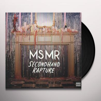 Ms Mr SECONDHAND RAPTURE (DLI) Vinyl Record