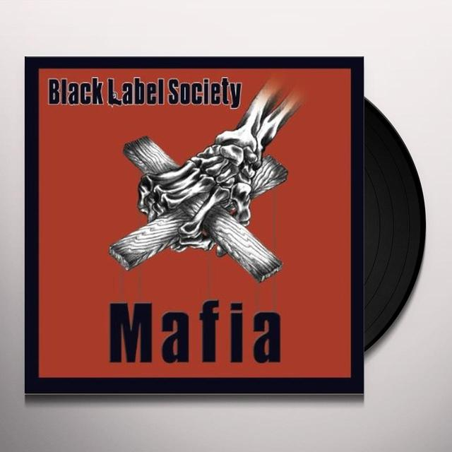 Zakk Wylde (Black Label Society) MAFIA Vinyl Record