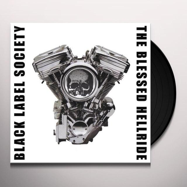 Zakk Wylde (Black Label Society) BLESSED HELLRIDE Vinyl Record