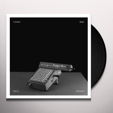 Norken & Deer MICRO DON JUAN Vinyl Record