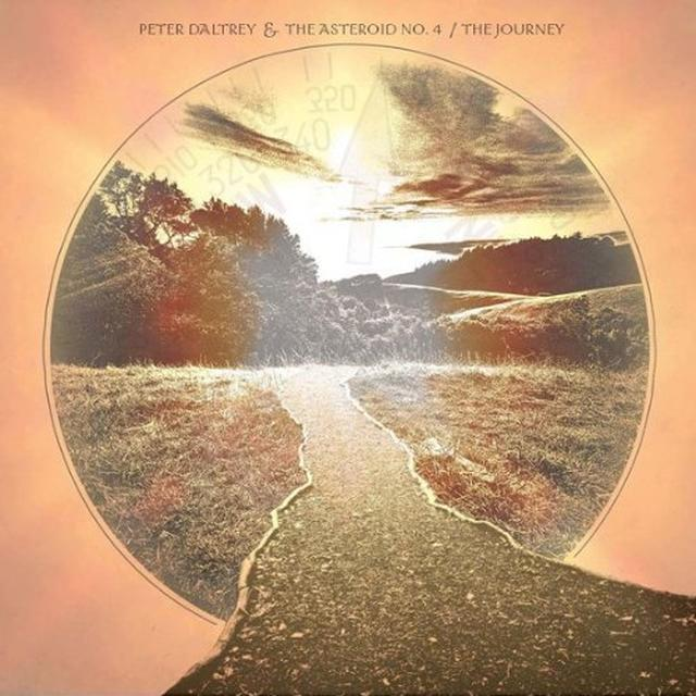 Peter Daltrey & The Asteroid No 4 JOURNEY Vinyl Record