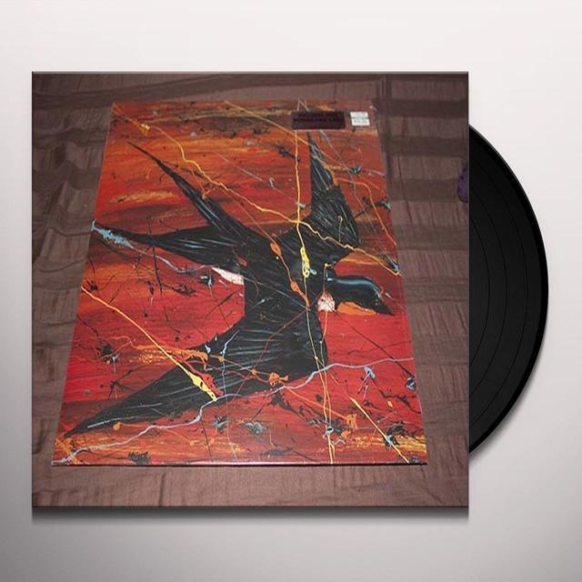 Charlie Parr BARNSWALLOW Vinyl Record
