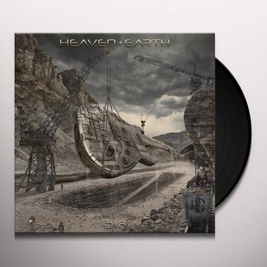Heaven & Earth DIG Vinyl Record - 180 Gram Pressing, Digital Download Included